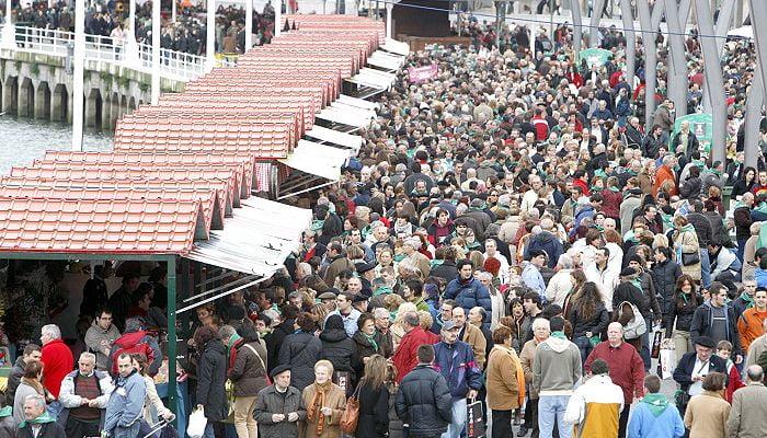 Mercado Santo Tomás de Bilbao