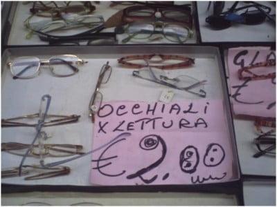 Mercado de Vucciria en Palermo, Sicilia