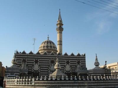 Mesquita de Jordania