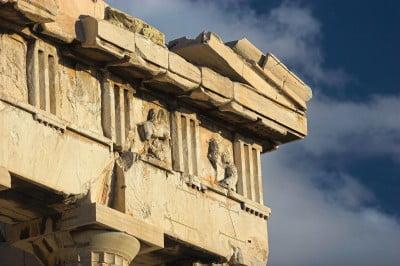 Metopas del Partenón