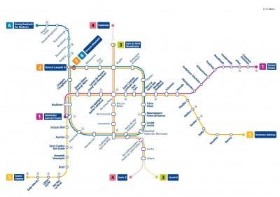 Metro- Bruselas