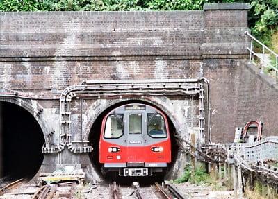 metro de Londres el Tubo