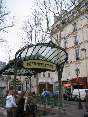 Metro Francia