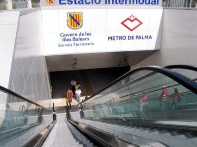 Metro de Palma de Mallorca