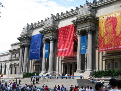 Metropolitan Museum en Nueva York