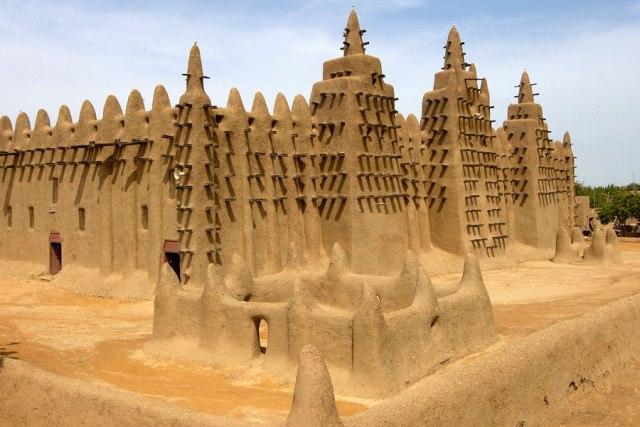 Mezquita, Africa