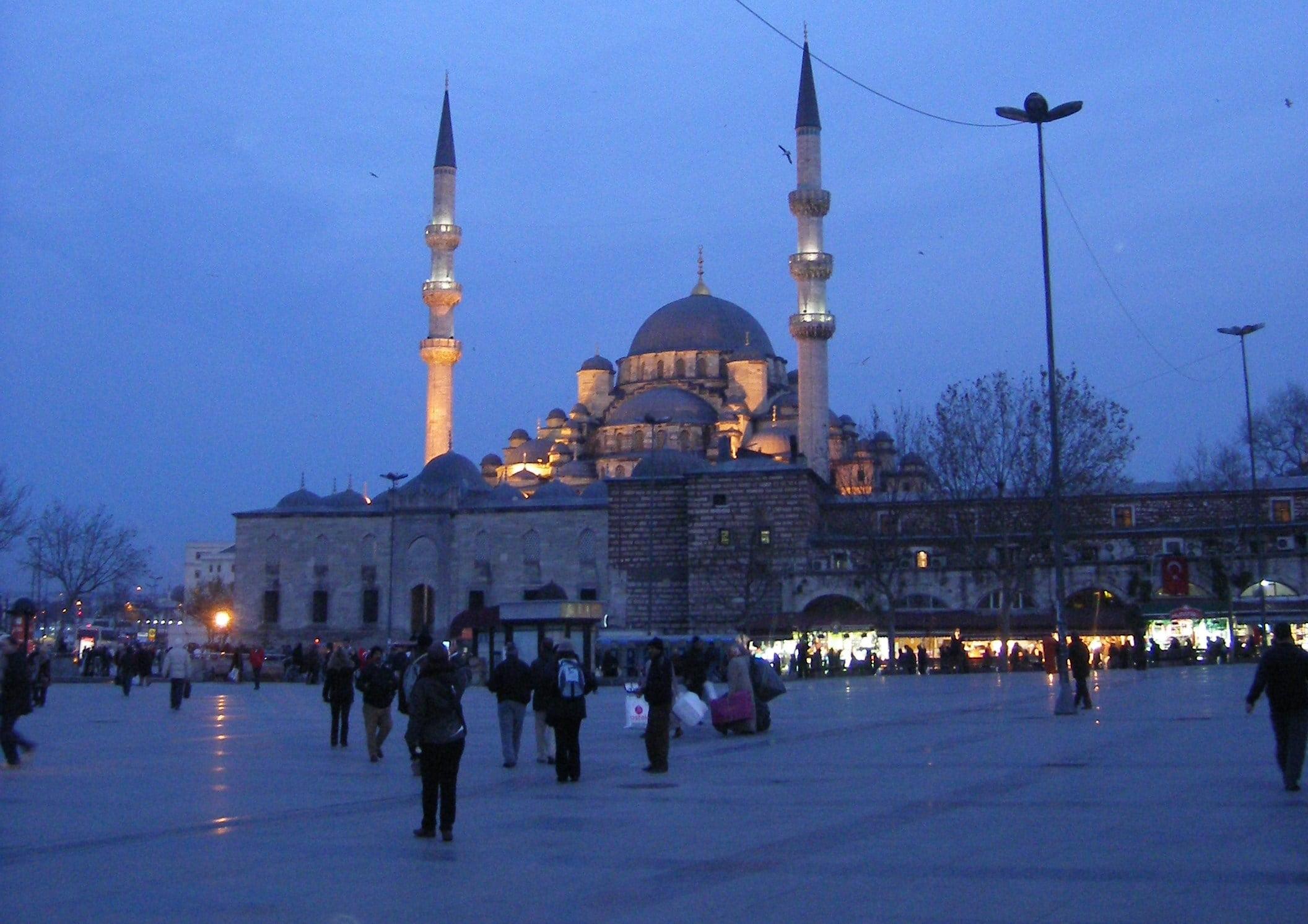 Mezquita Nueva, Estambul