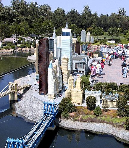 Minitown en Legoland