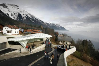 Mirador de Innsbruck