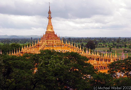 Moe Nyin Thanboddhay Pagodas, Mandalay