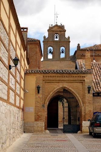 Monasterio de Santa Clara en Castilla y León