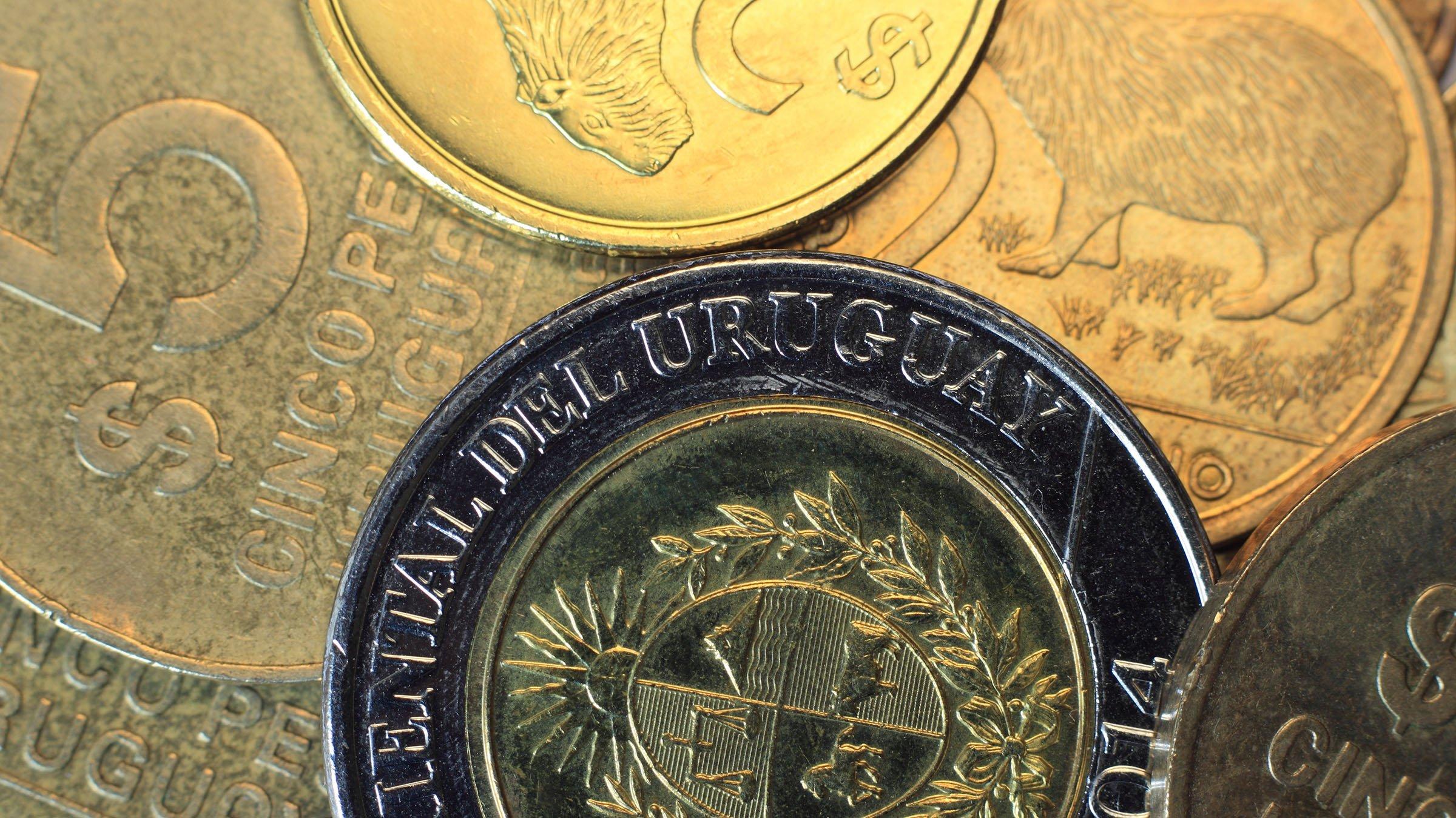 Moneda de uruguay - Oficinas de cambio de moneda en barcelona ...