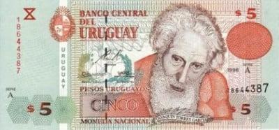 Moneda en Uruguay