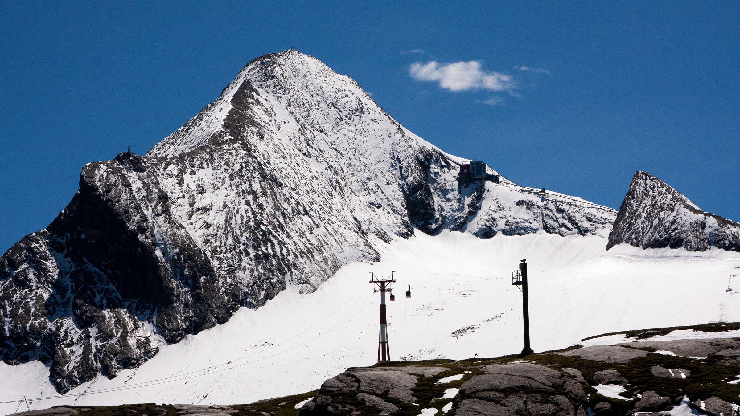 Montañas de Suecia