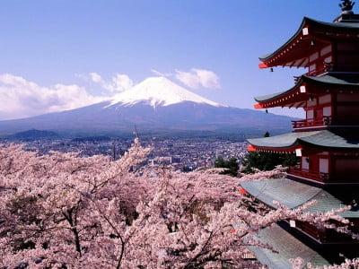 Monte Fuji de Japón