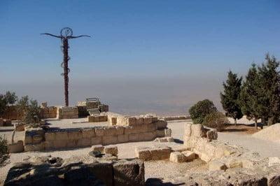 Monte Nebo en Jordania