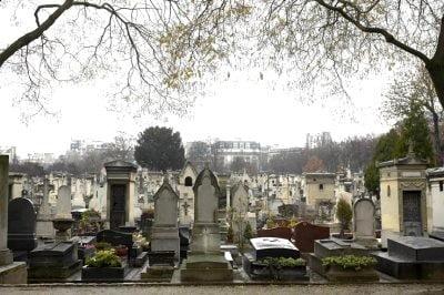 montparnasse en paris cementerio