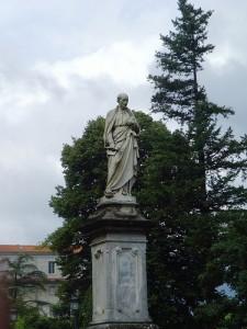 Monumento a San Ignacio de Loyola, Azpeitia