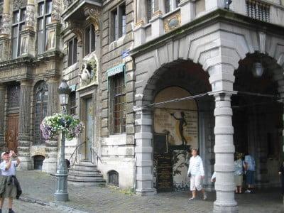 Monumento de Bruselas