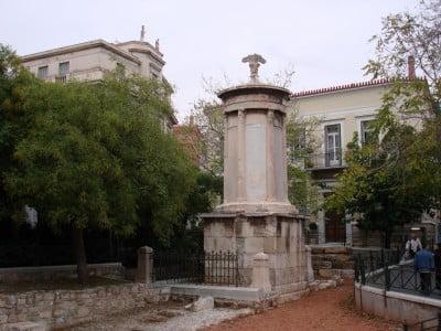 Monumento de Lisícrates – Atenas