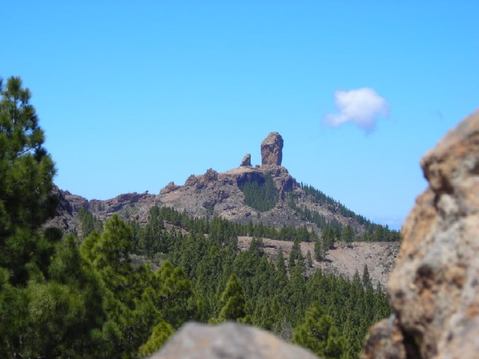 Monumento Natural del Roque Nublo