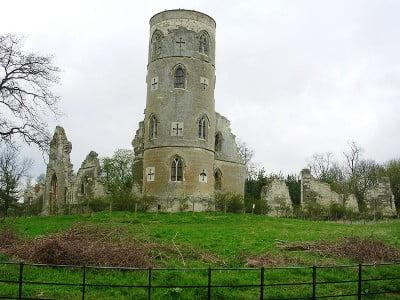 monumentos en el Reino Unido Torre Gótica Inglaterra