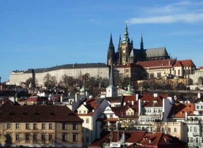 Monumentos en Praga