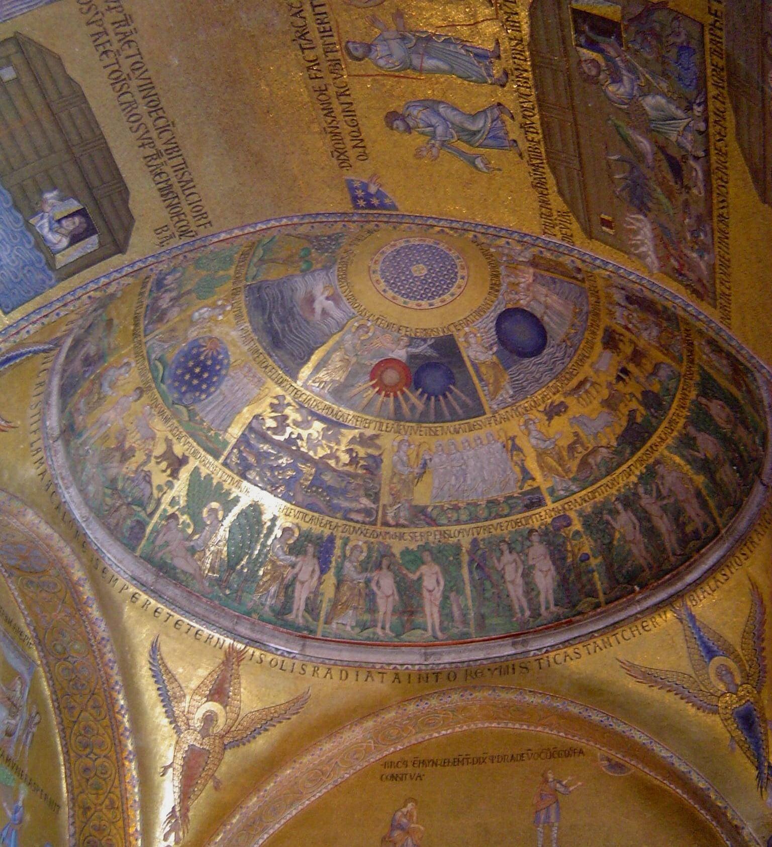 Mosaicos de la Basílica de San Marco