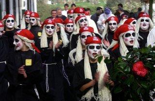Carnaval de Mundaka
