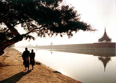 Muros de Mandalay