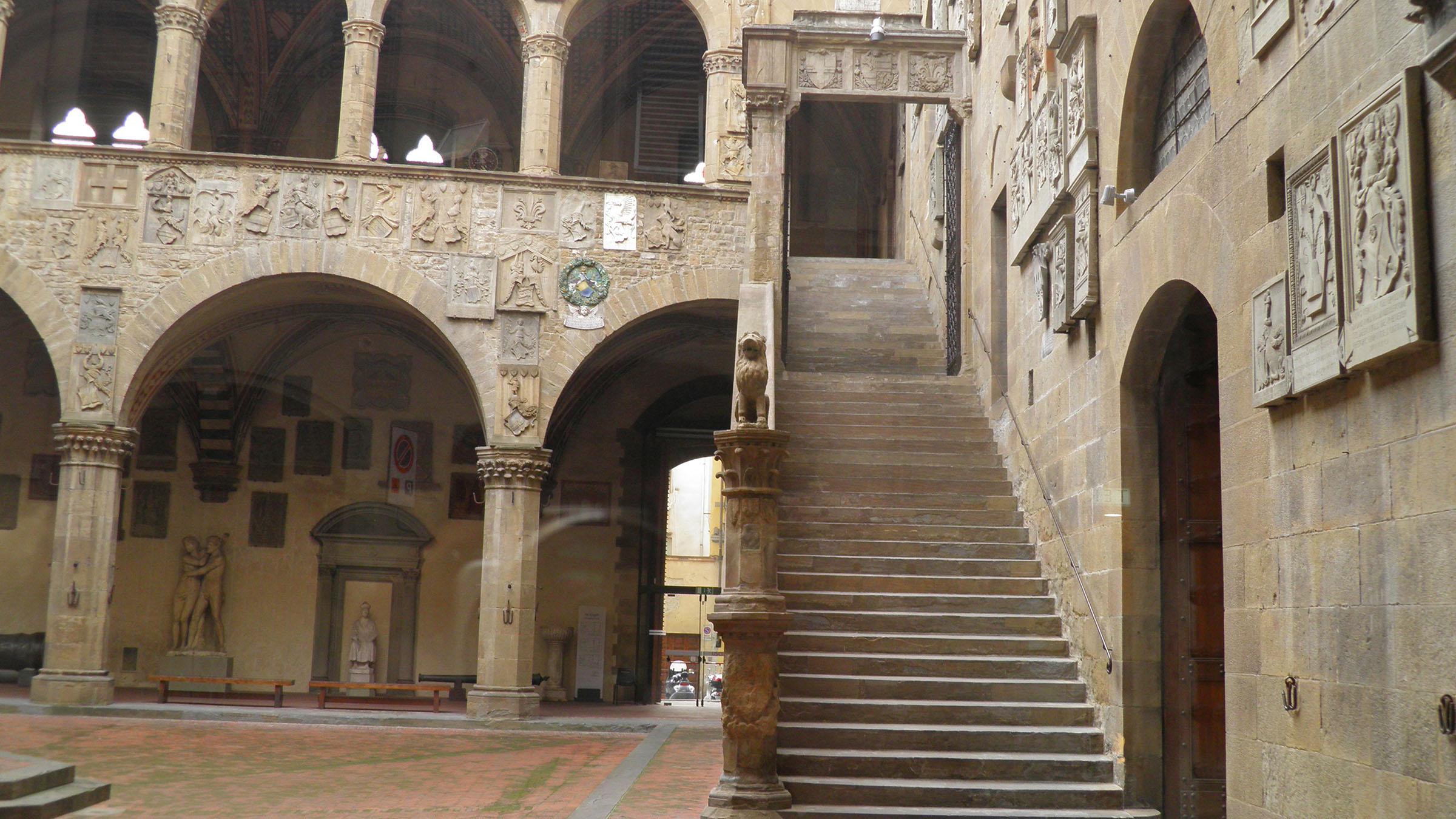 Museo Bargello, Florencia