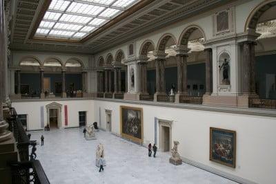 Museo real de las Bellas Artes de Bruselas
