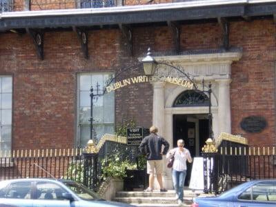 Museo de Escritores en Dublín