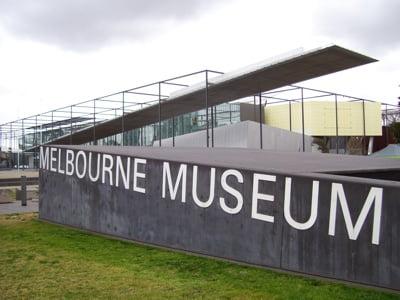 Museo de Melbourne en Australia