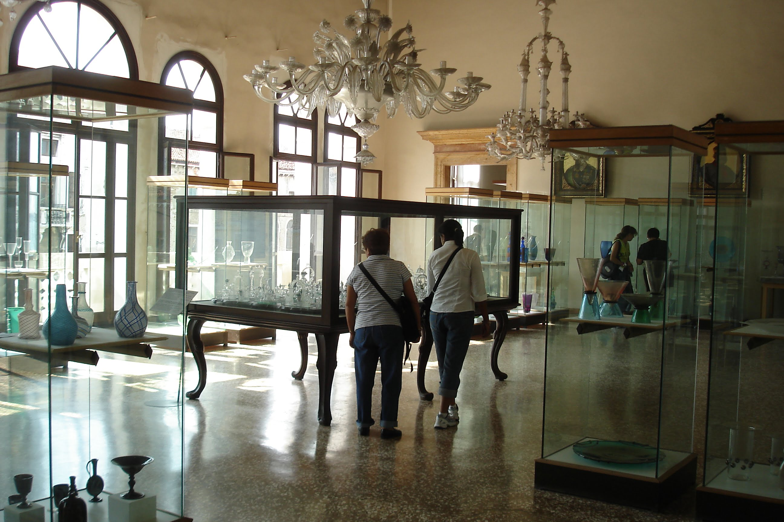 museo del vidrio de murano. Black Bedroom Furniture Sets. Home Design Ideas