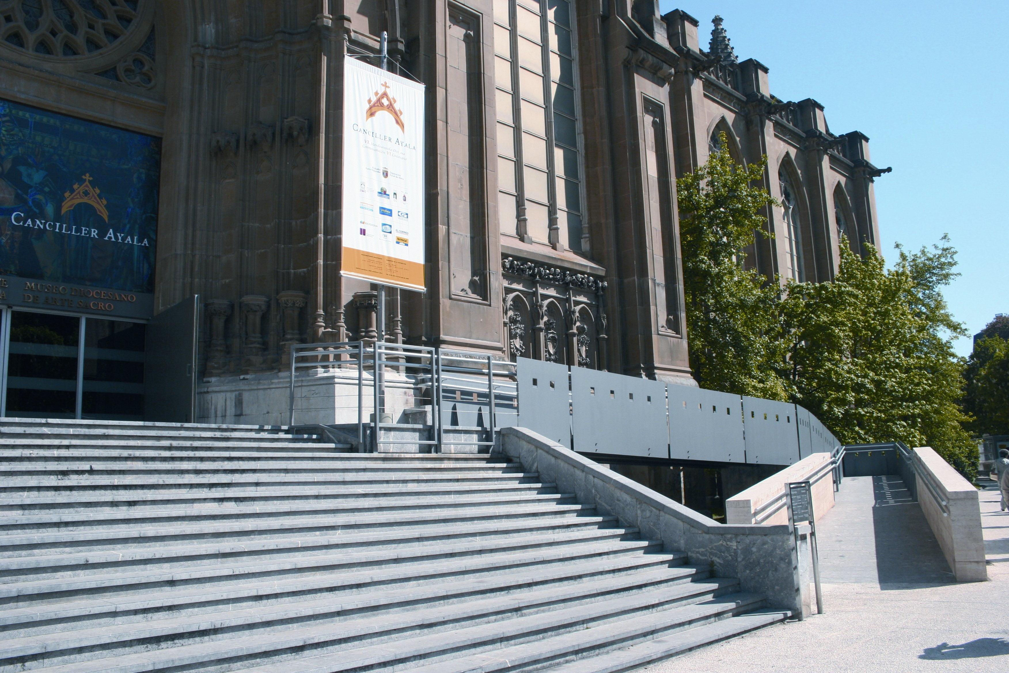 Museo Diocesano de Arte Sacro en Vitoria
