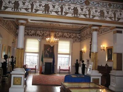 Museo de escritores de Dublin