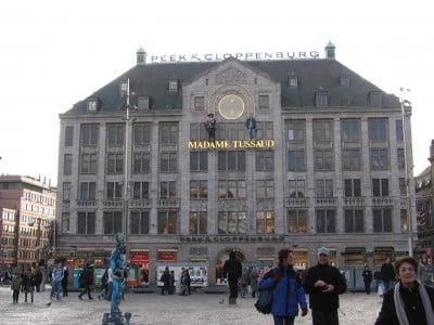 Museo de cera Madam Tussaud's – Ámsterdam