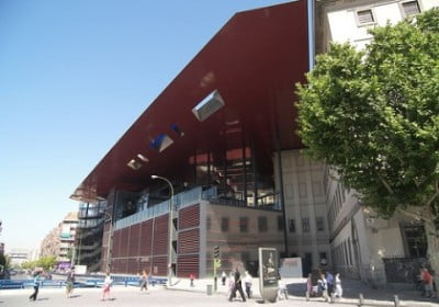 museo madrid reina sofia