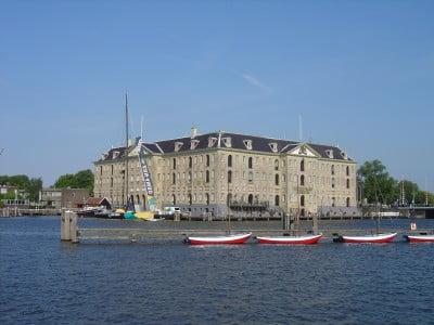 Museo Maritimo de Ámsterdam