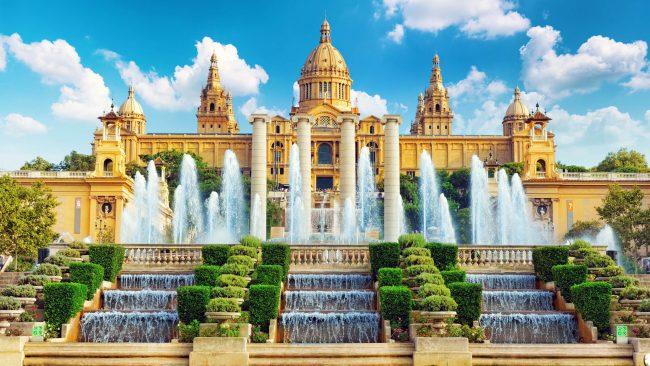 国立カタルーニャ美術館