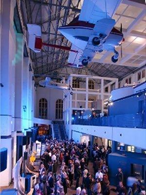 Museo Powerhouse exhibición