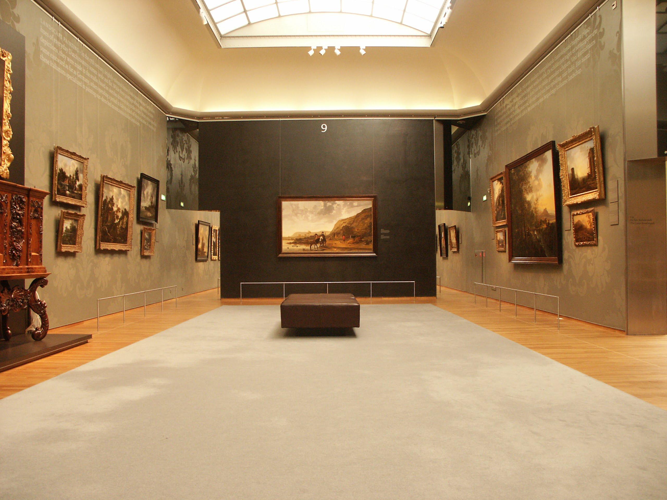 Museo Rijksmuseum Ámsterdam