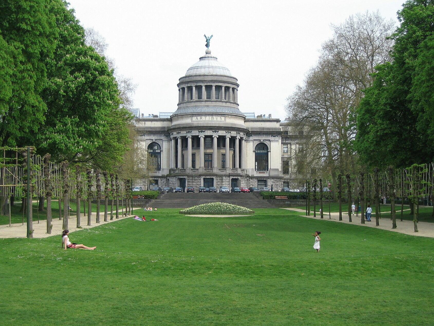 Museos Reales de Arte e Historia- Bruselas