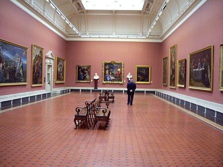 National Gallery en Dublín