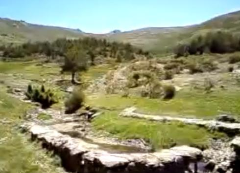 naturaleza Madrid valle de Lozoya