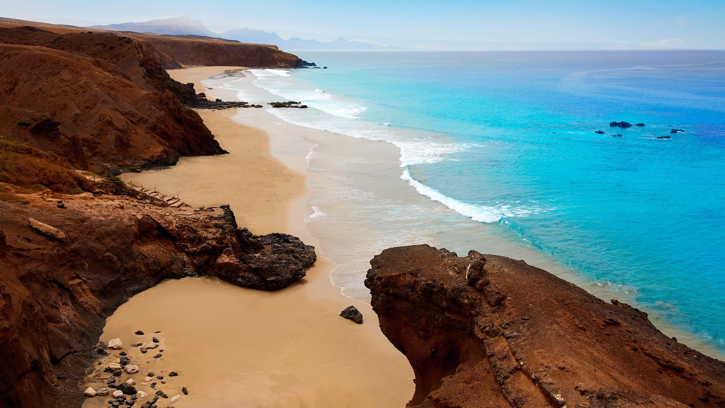 Naturismo en Fuerteventura
