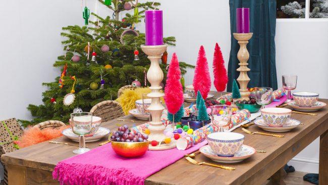 Navidad en Argentina: cena familiar en casa