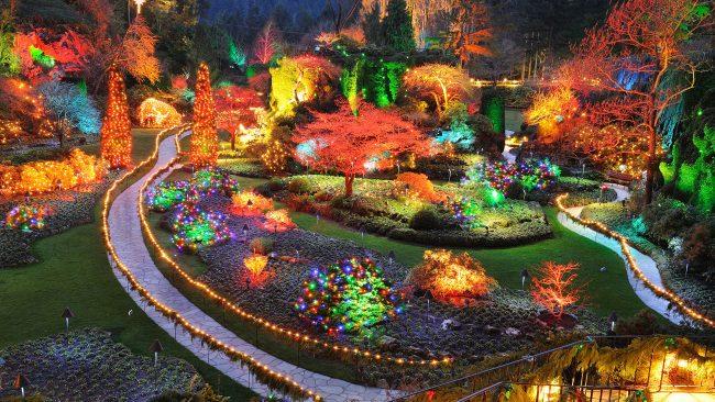 Jardín Botánico de Vancouver, Canadá