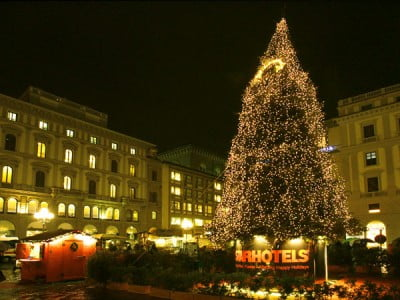 Navidad en Florencia